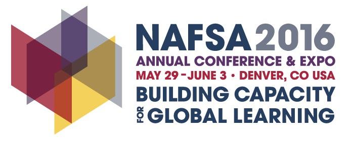 NAFSA 2016 Annual Conference Main banner