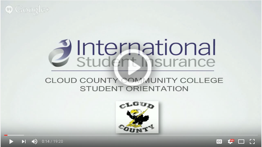 Cloud Community College Orientation