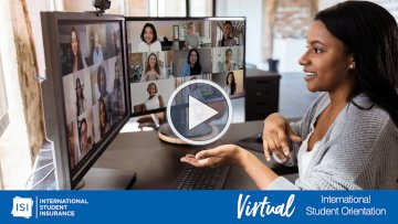 International Student Insurance Orientation